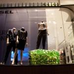 Galleria Peroni - Leggera launch, Diesel store Sydney