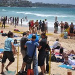 Meltng Earth, Ocean Care Day - Manly Beach